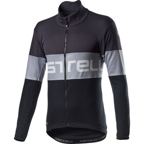 Castelli Prologo Takki Miehet, dark grey/vortex grey/light black